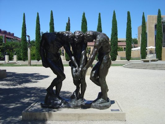 Rodin, Cantor Museum Stanford